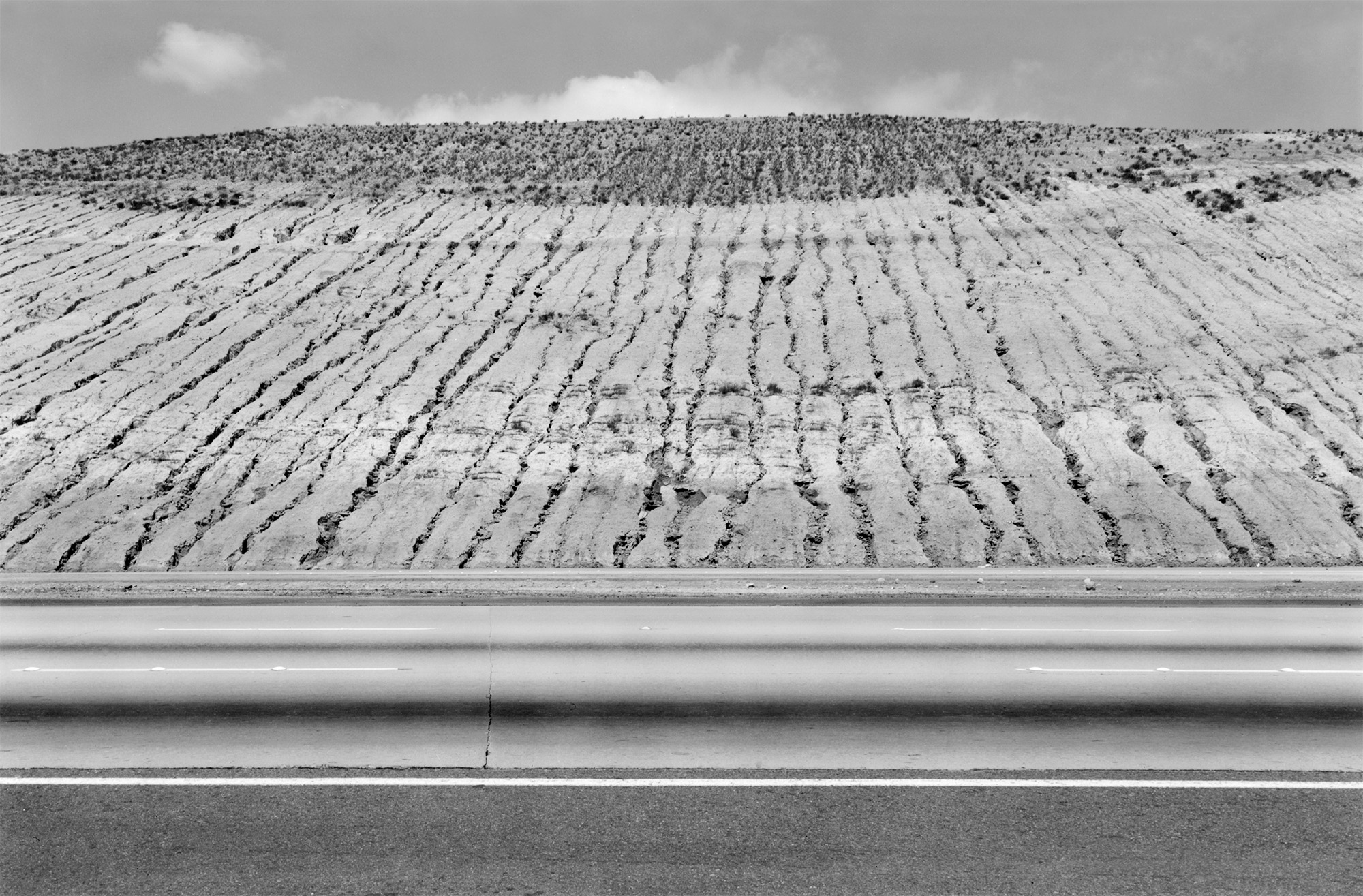 Interstate 5, California, USA 1975