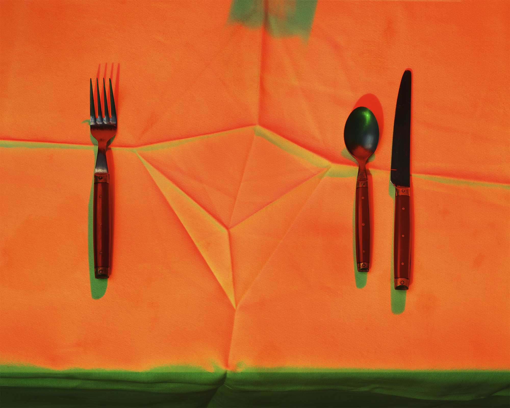 Table Setting, 1983