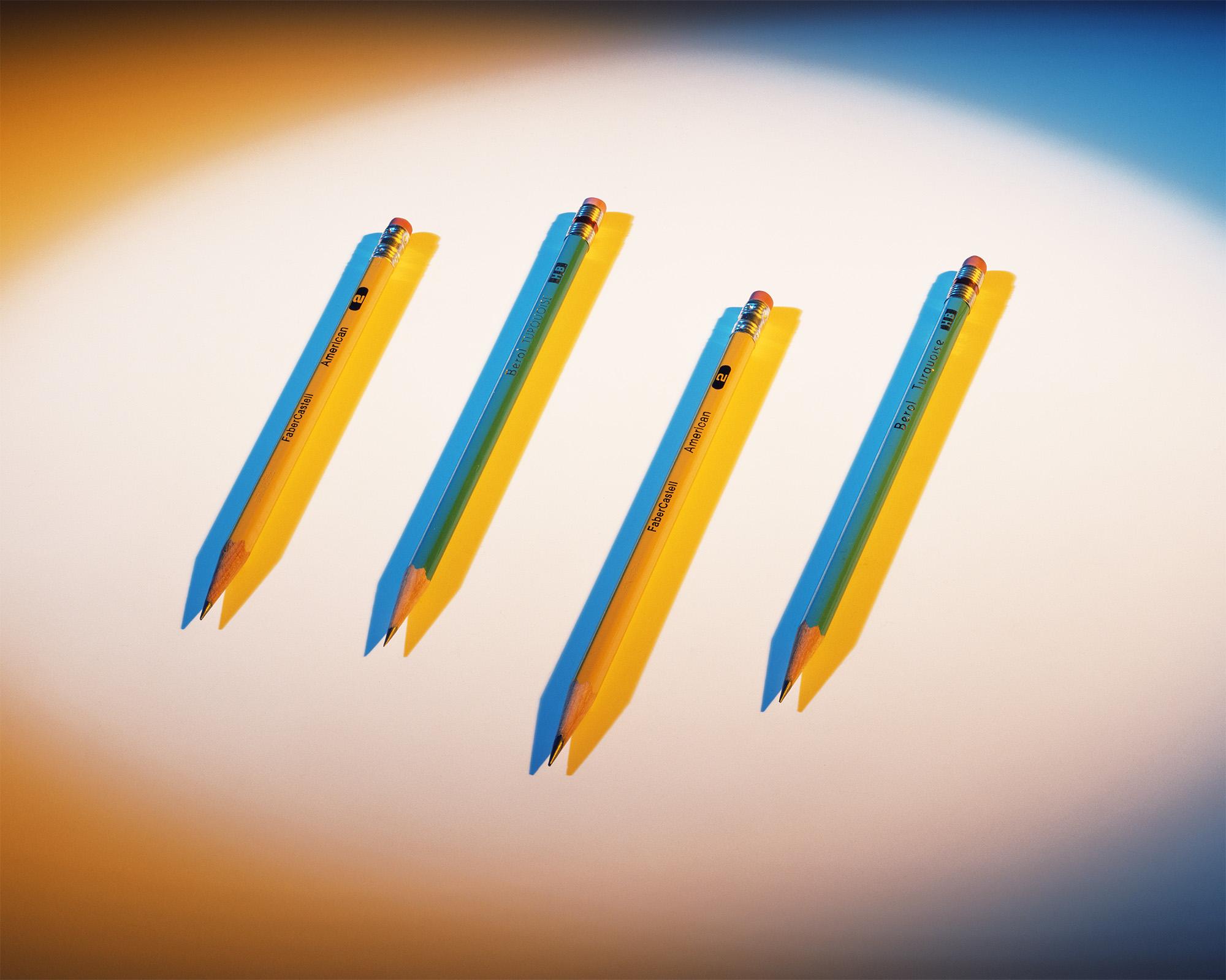 Pencils, 1984