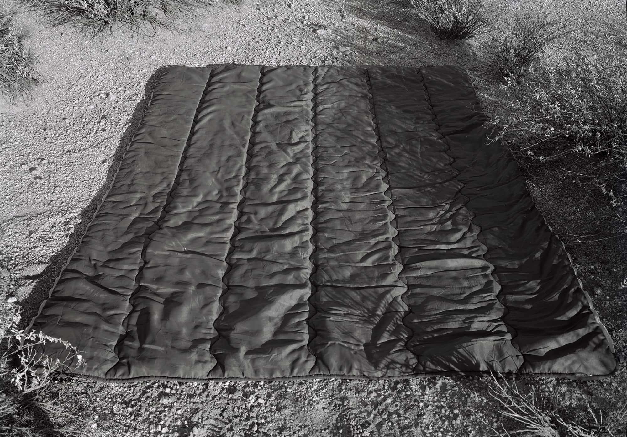 Sleeping Bag, Arizona, USA, 1975