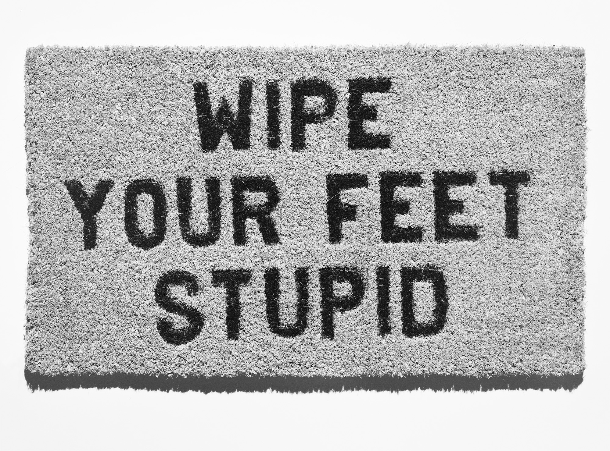 Wipe Your Feet Stupid, 1987
