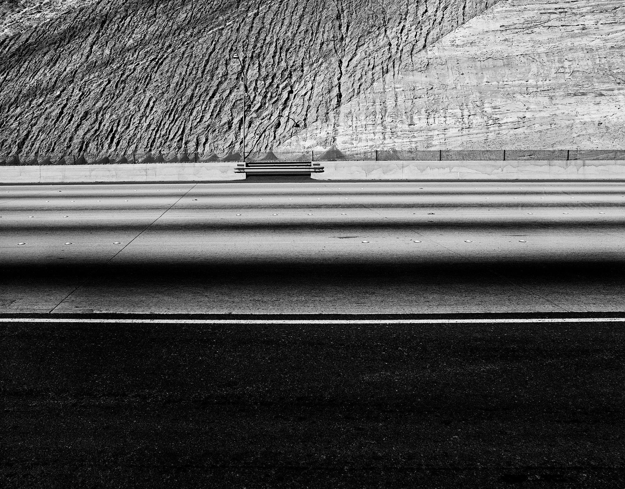 Interstate 14, California, USA, 1978