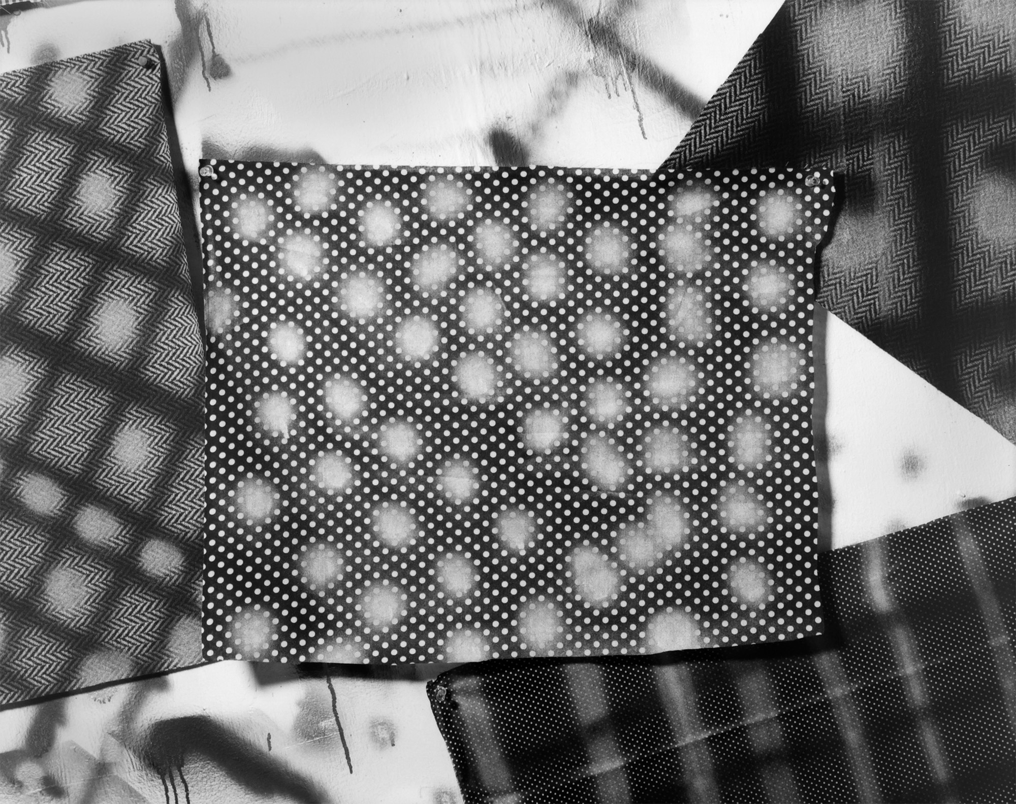 Graffiti Fabric, 1980