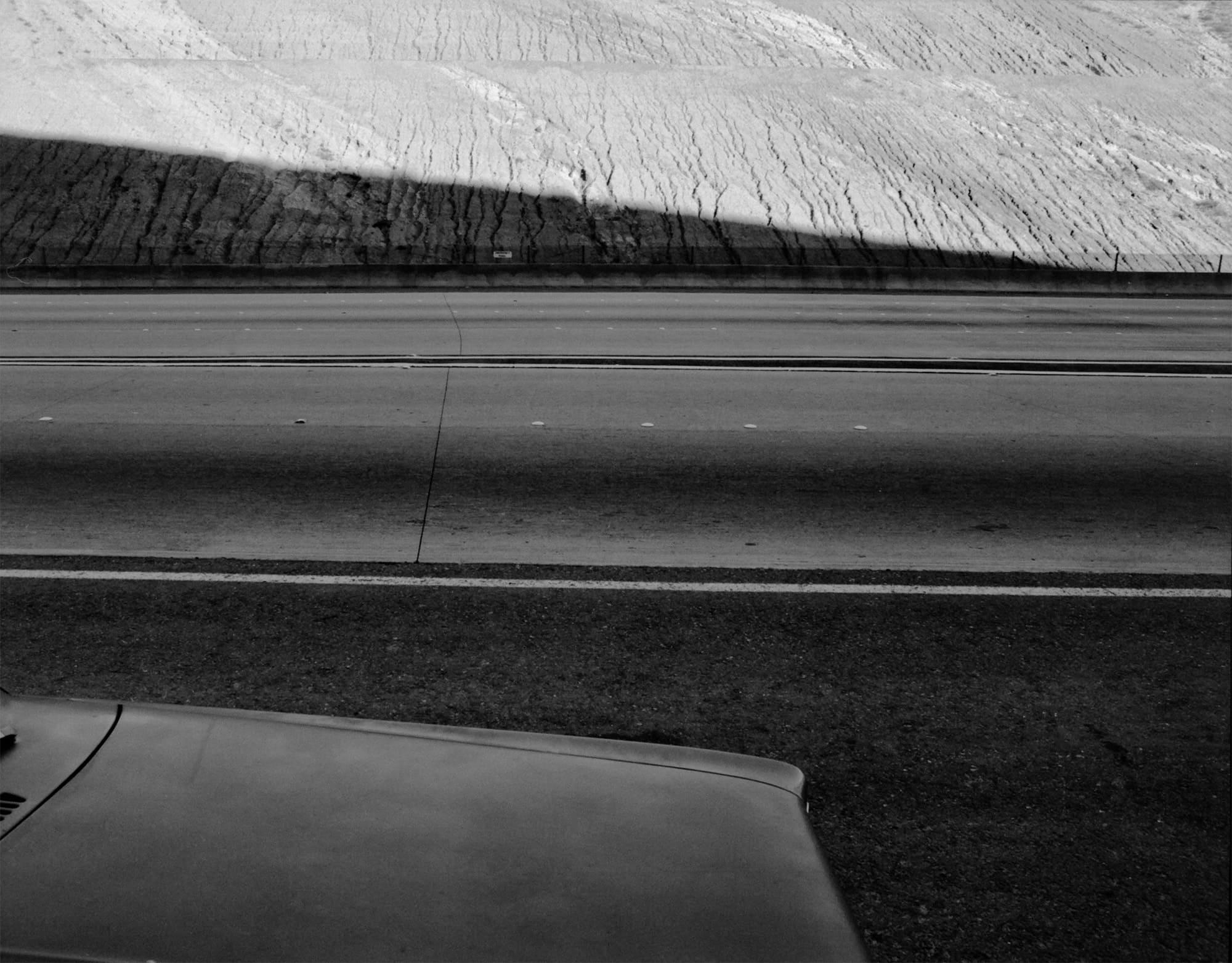 Interstate 5, California, USA 1976