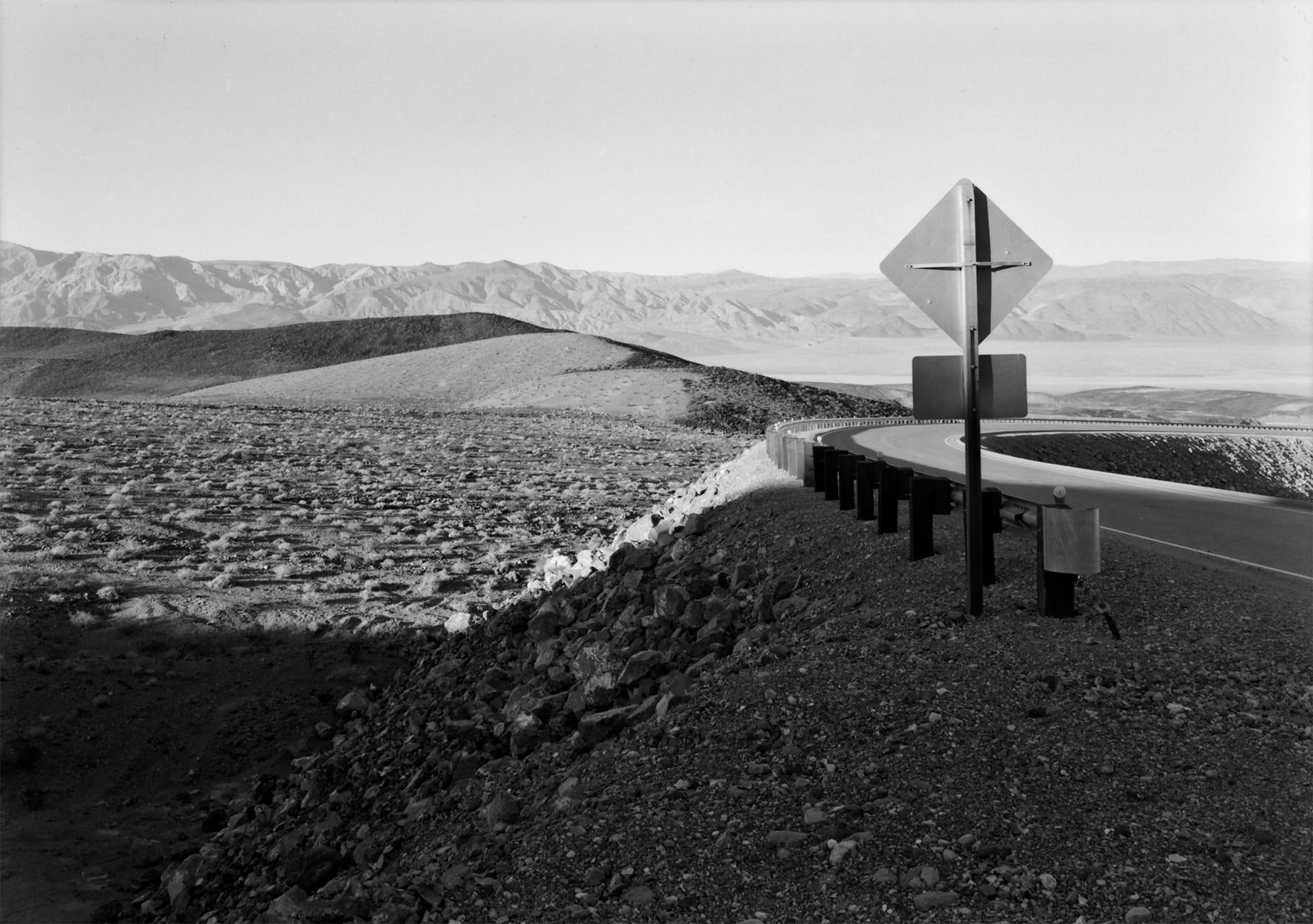 Death Valley, California, USA, 1975
