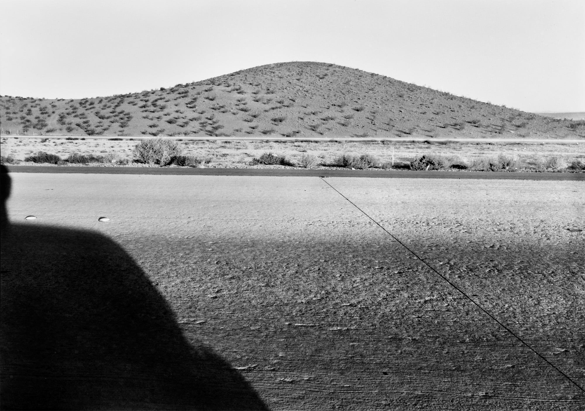 Interstate 5, California, USA 1975